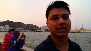 Waves Delight at Muttrah Sea Front Ashobaa