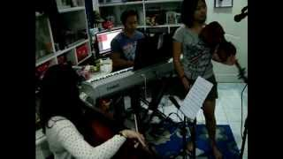 Wonderful Tonight - Eric Clapton (Instrumental Piano trio cover)