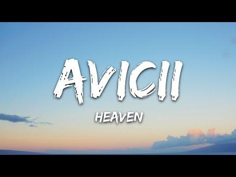 Avicii - Heaven (Lyrics) Ft. Chris Martin