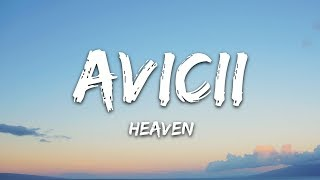 Baixar Avicii - Heaven (Lyrics) ft. Chris Martin