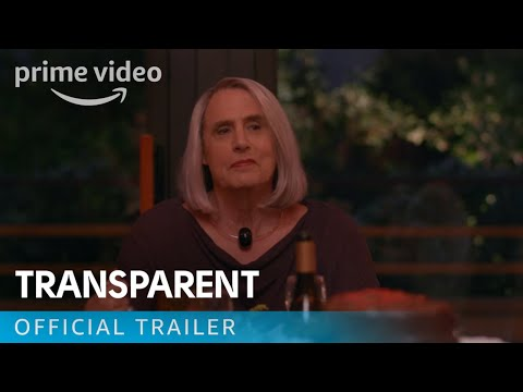 Transparent - Season 3 Official Trailer | Amazon Prime Video