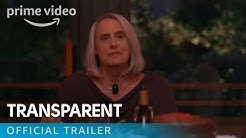 Transparent - Season 3 Official Trailer | Prime Video