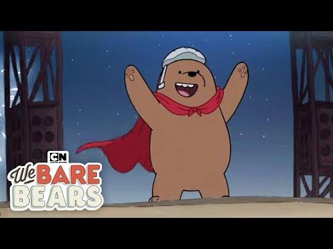 Grizz: Ultimate Hero Champion | Minisode | We Bare Bears | Cartoon Network