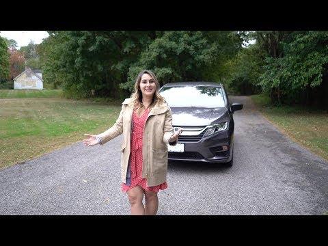 2020 Honda Odyssey LX (Base Model) Review & Test Drive | Herb Chambers