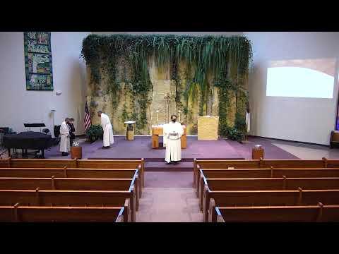 King of Kings Lutheran Thanksgiving Day Worship - November 26, 2020
