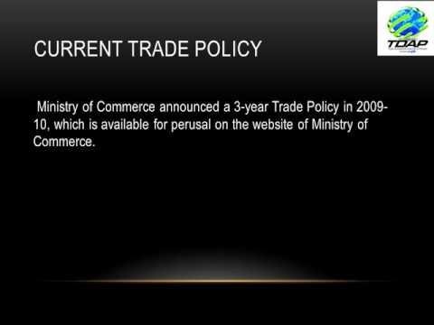 Trade Development Authority of Pakistan. (TDAP)
