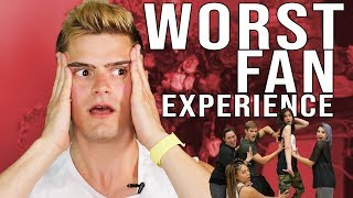 WORST FAN EXPERIENCE (The Fitness Marshall)