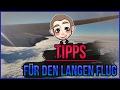 Tipps für den langen Flug | Japan Tipps | Deutsch