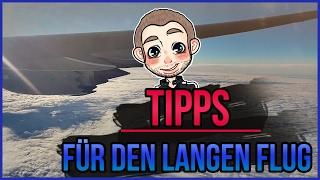 Tipps für den langen FLUG, tschüss Langeweile und Übelkeit | Japan Reisetipps | Deutsch
