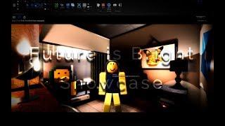Roblox Future is Bright Showcase - Indoor Scene