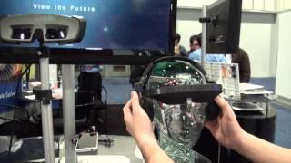 Tinhte.vn - Trên tay kính 3D kiêm tai nghe Vuzix V720
