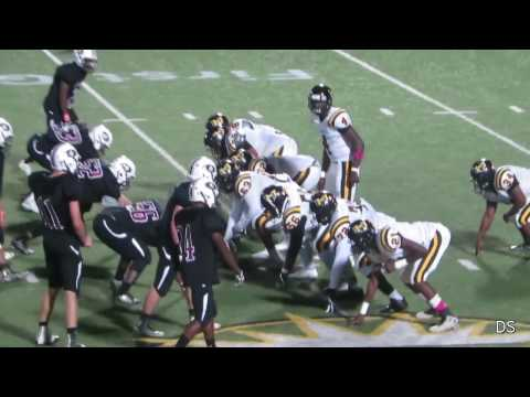 St. Helena 47,  St. Thomas Aquinas 0 (Full Game) - Week 9 (District 7-2A)