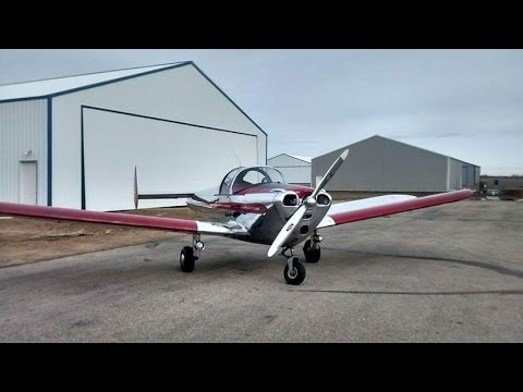 Flying The Ercoupe