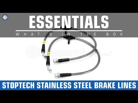 Brake Line Kit 950.34003 Stainless Steel StopTech