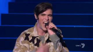 Vlado's performance of The Chainsmokers' 'Closer' - The X Factor Australia 2016
