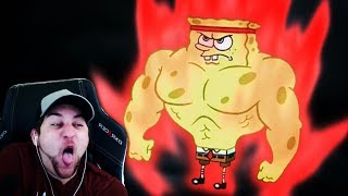 WHAT DID THEY DO TO SPONGBOB?! | Kaggy Reacts to |YTP| Spinge Binge: The Sex Joke Event Horizon