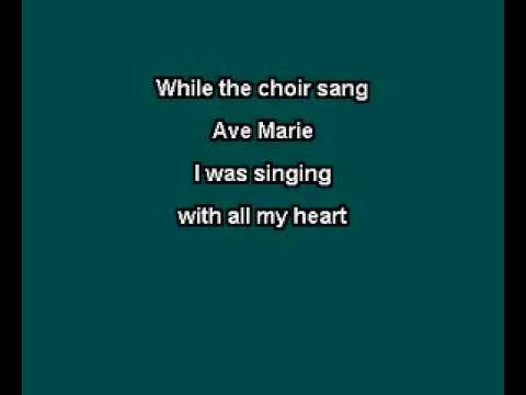 My Special Prayer Percy Sledge Karaoke