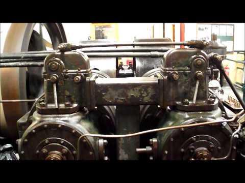 Internal Fire Museum Easter crank Up 2013