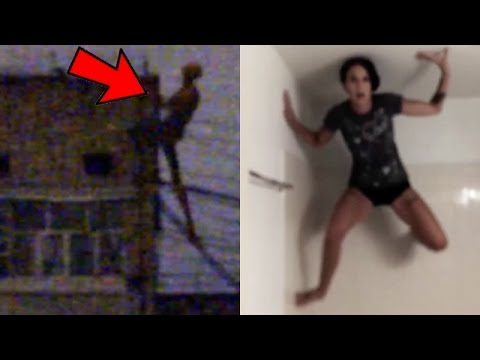 5  PARANORMAL Things Caught On Camera!