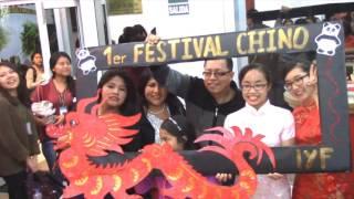 IYF Perú 1er Festival Cultural de China