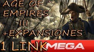 Descargar Age Of Empires III [+EXPANSIONES][1 LINK][MEGA]