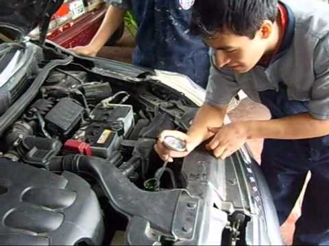 Temperatura Tiida Nissan Iestp Antenor Orrego Espinoza