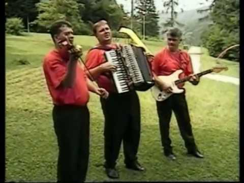 Lijepi san - Kada brat se rastaje od brata - (Official video 2005)
