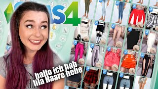 4 Monate kein CC Shopping! 🙊Eskalation! 😄 - Die Sims 4 CC Shopping | simfinity