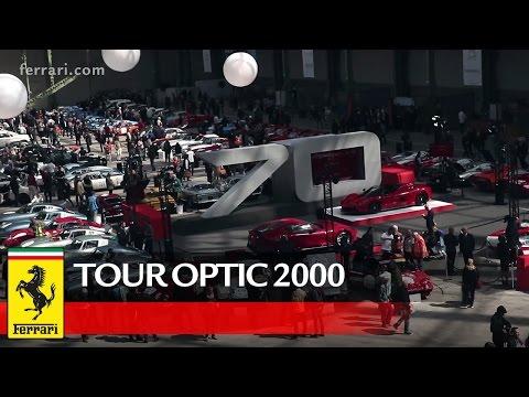 Tour Optic 2000 - 2 stars at the Grand Palais