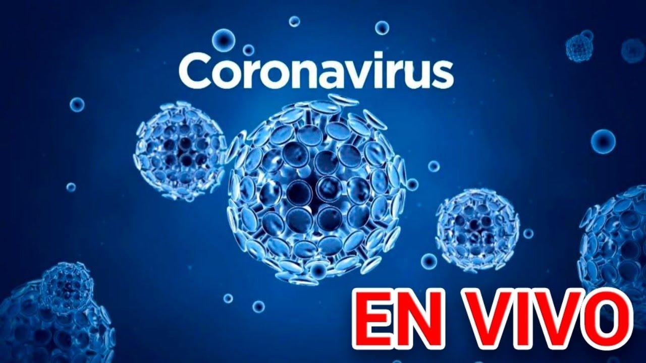 Coronavirus en vivo Mapa Mundial