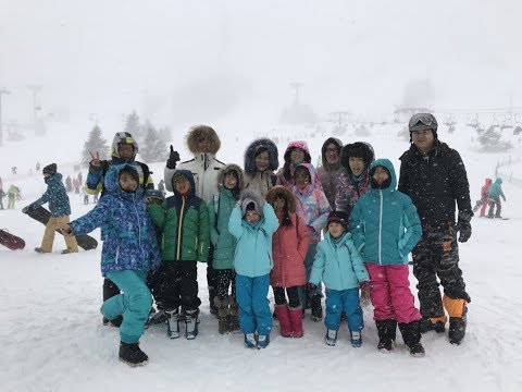 2018 Ski in Naeba Prince Hotel
