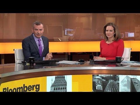 Bloomberg London Television Studio Supercut