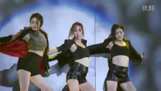 [Fancam] 151024 T ARA Soyeon/Hyomin/Eunjung/Jiyeon Solo @ Hefei Concert