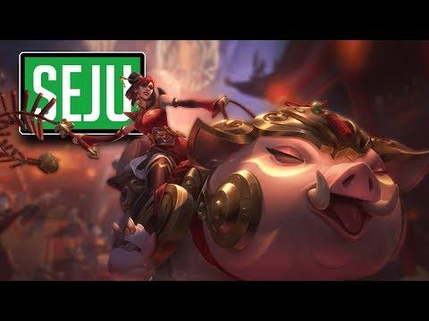 League of Legends: Champion Marathon - Sejuani thumbnail