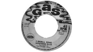 Hortense Ellis - I Shall Sing