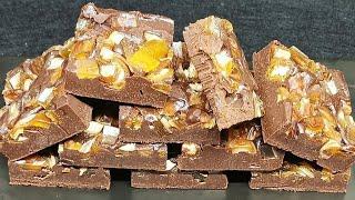 El mejor Chocolate Casero Sano y SIN AZUCAR te sorprenderas vamos hazlo y dime si te ha gustado