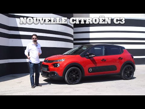 pl eng sub 2017 citroen c3 shine 1 2 puretech 110km doovi. Black Bedroom Furniture Sets. Home Design Ideas