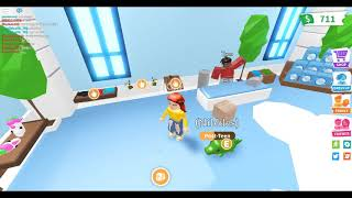 Update Adopt Me ! New Pet Toys ! KDS Plays Roblox