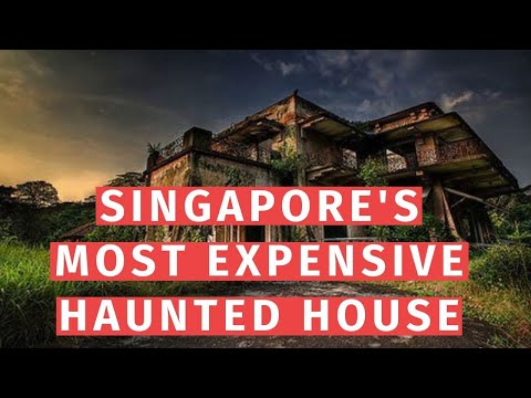 Singapore's most expensive haunted house: Istana Woodneuk