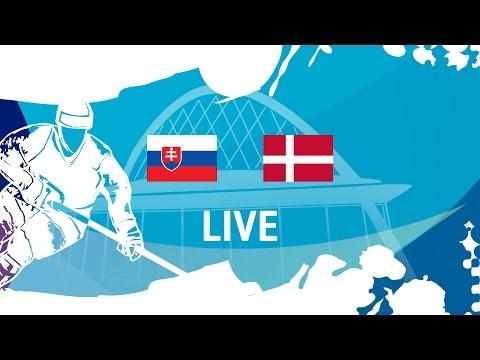 Slovakia - Denmark | Full Game | #IIHFWorlds 2017