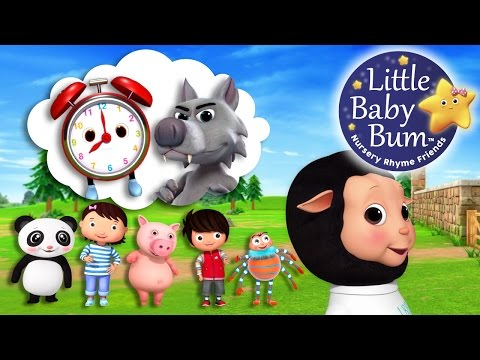 Little Baby Bum | What's The Time Mr. Wolf? | Nursery Rhymes For Babies | Songs For Kids