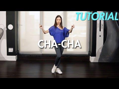 How to Cha-Cha: Forward & Back + New York Basics (Ballroom Dance Moves Tutorial) | MihranTV