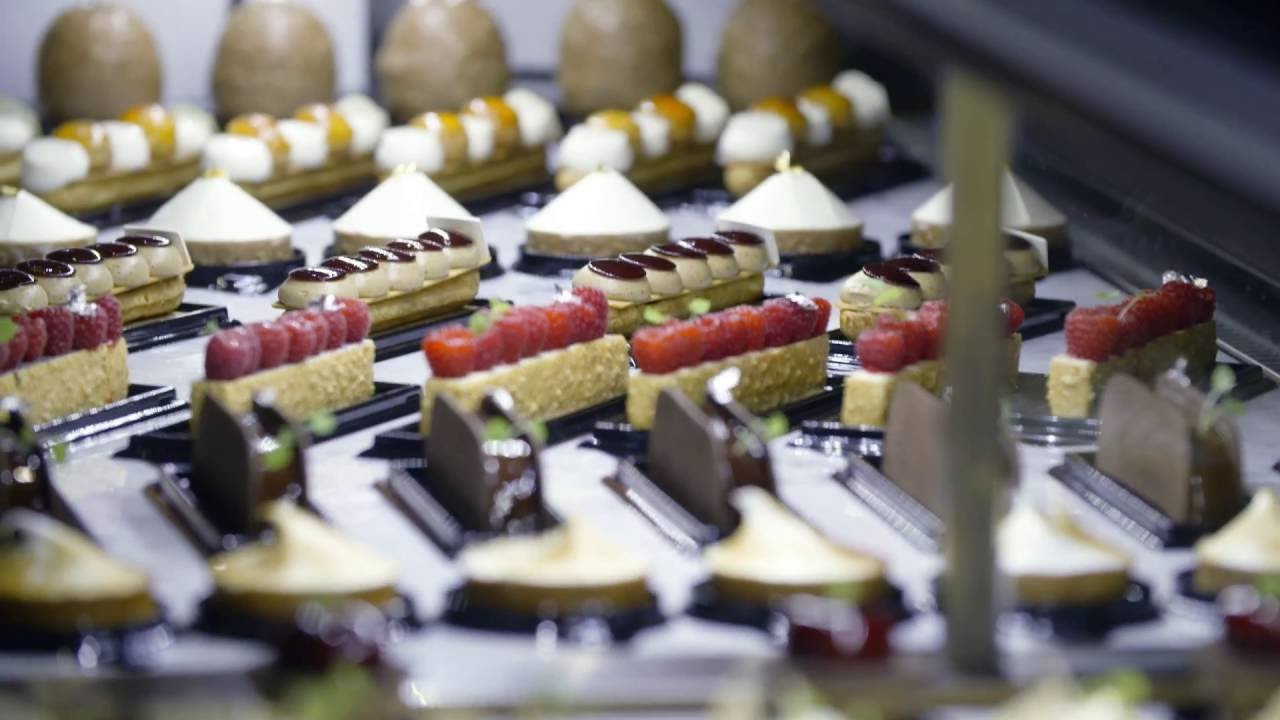 Inauguration Pâtisserie Vernet