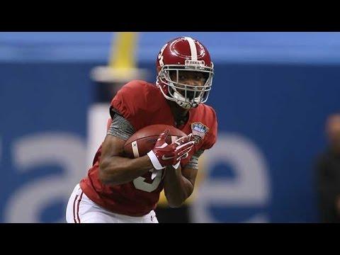 Amari Cooper highlights: 2015 NFL Draft profile