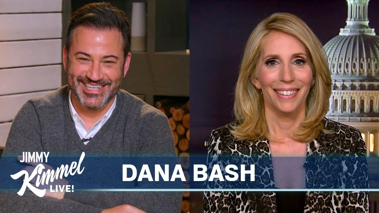 "Dana Bash on Biden Inauguration, Calling Trump ""A Small Man"" & Bernie Sanders' Manila Envelope"