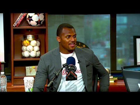Clemson QB Deshaun Watson on the upcoming NFL Draft, His Willingness to Wait and Learn, and More