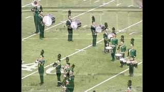 Frank W. Cox-Marching Falcons: USBands 2013 Performance