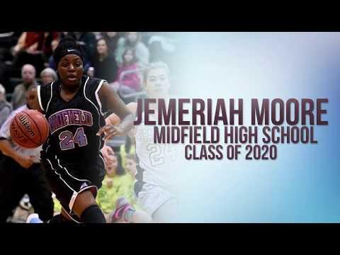 Jemeriah Moore Midfield High School Class of 2020