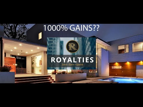 ROYALTIES (XRY) - 1000% GAINS!?