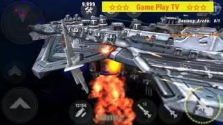Gunship Battle: Destroy Arche - MUSTANG P-51